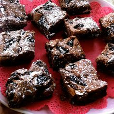 Lorraine Pascale's Oreo Brownies