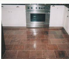 ceramic tile flooring kitchen - Google Search