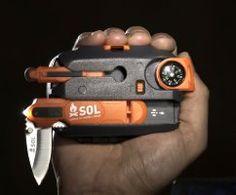 SOL Origin Survival Kit and Essential Survival Tools:Amazon:Health & Personal Care
