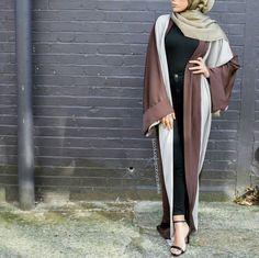 IG: AaliyaCollections || IG: BeautiifulinBlack || Abaya Fashion ||