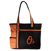 Orioles Carryall Tote Bag