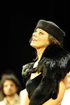 IL RITORNO DELLA VECCHIA SIGNORA_saggio corso di teatro adulti 2012/13 www.quintaparete.org