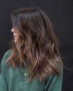 Brown Hair Balayage, Brown Blonde Hair, Light Brown Hair, Ombre Hair, Balayage Ombre, Fall Balayage, Silver Blonde, Fall Hair Colors, Brown Hair Colors