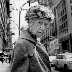 vivianmaier2. Photographer 40+years. Worked as domestic help. Kept her life private as much as she could.