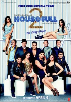 Housefull 2 (2012) - DVD | Mobile Movies | Free Download 3gp Mp4 Avi Movies For Mobiles