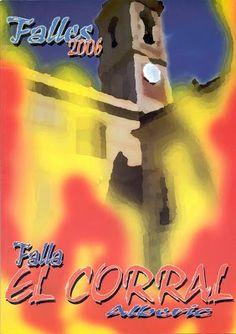 """Falla """"el Corral"""" 2008"""