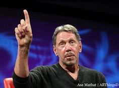 Larry Ellison's Plan to Put Oracle In the Center of the Cloud