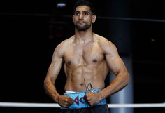 Amir Khan: Floyd Mayweather afraid, fight could still happen - | Boxing News - boxing news, results, rankings, schedules since 1909