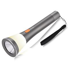 SOLLED High Powered Flashlight Portable 2 In 1 LED Camping Lantern Ultra Bright Tactical Flashlight Handheld Lantern for Hiking Fishing Home Emergencies >>> Check this awesome product by going to the link at the image.