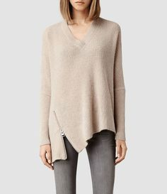 Able Zip Sweater
