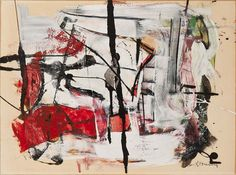 Willem de Kooning, Untitled  on ArtStack #willem-de-kooning #art
