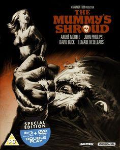 The Mummy's Shroud Hammer Film Production - Film Poster https://www.youtube.com/user/PopcornCinemaShow