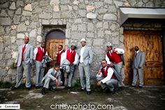 Wedding Decoration Silver Color Red Vest Colors Winter And Weddings