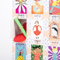 Styling ID Blog: Shopping Madness! GelukjesDag Be-leef kalender open