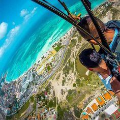 Sky Dive Aruba