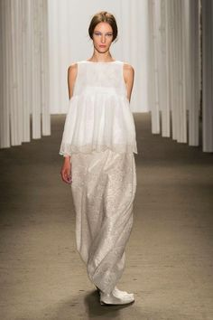 Cool Chic Style Fashion: Runway | Honor Spring / Summer 2015 New York fashion Week