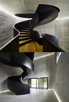 Stairs. Not sure who designed this.
