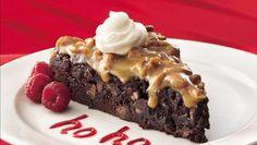 Caramel-Pecan Chocolate Dessert - droooooooolllll!!!!