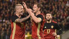 Portal Berita Bola Terlengkap: Portal Berita Bola Terlengkap: Belgia Sukses Taklu...