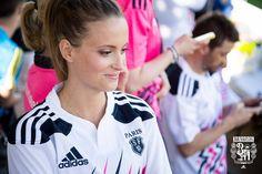 #boostbirhakeim - Julie - Rencontre avec le Stade Français - Julien Spiaut©