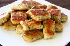 recogiendo memorias: patatas casera ajo Gnocchi