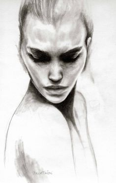Drawing by Anna Bülow