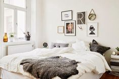 Coziness and Simplicity in a Small Scandinavian Apartment