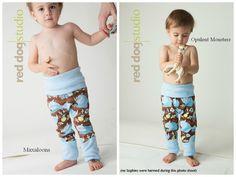 Maxalooones vs Monster Bunz Monkey Butt Pants: A Photo Comparison