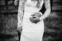 Kara Jade Designs Wedding Dress - Photography by Kim Cartmell