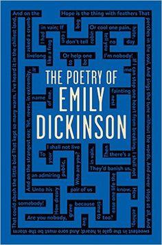 Amazon.com: The Poetry of Emily Dickinson (Word Cloud Classics) (9781626863897): Emily Dickinson: Books