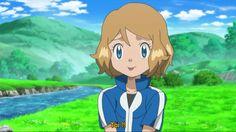 Pokemon XYZ anime episode 22 Serena and Satoshi / Ash. Serena looks so KAWAII! Serena sieht so toll aus ! Pokemon Kalos, Pokemon Waifu, Sexy Pokemon, Pokemon Ships, Pokemon Fan Art, Female Pokemon Trainers, Star Wars Origami, Pokemon Movies, Pokemon Stuff