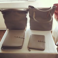Stine Goya for adax. THAT's what I call beautiful and timeless bags.