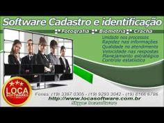 software cadastro de clientes identificação (playlist)