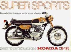 Honda CB 100 My first motorcycle ever! Mine was blue and white, Loved it! Dad got it out of an old barn and rebuilt it for me. Vintage Honda Motorcycles, Honda Bikes, Honda Cycles, Motorcycle Posters, Motorcycle Bike, Classic Motorcycle, Logo Honda, Honda Cb 100, Honda Motors