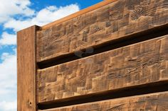 Everlasting Concrete Log Siding Cedar Wood Look Faux