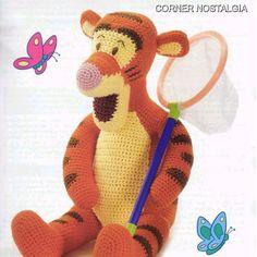 Mesmerizing Crochet an Amigurumi Rabbit Ideas. Lovely Crochet an Amigurumi Rabbit Ideas. Crochet Gratis, Crochet Amigurumi Free Patterns, Crochet Toys, Crochet Baby, Free Crochet, Crochet Disney, Stuffed Animal Patterns, Stuffed Animals, Amigurumi Doll