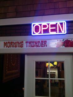 11. Morning Thunder
