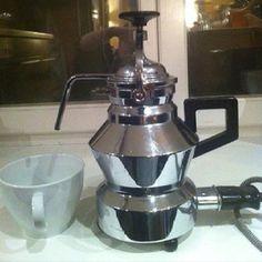 Old Espressomaker (electrical)