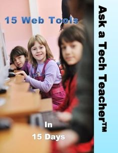 15 Web Tools in 15 Days