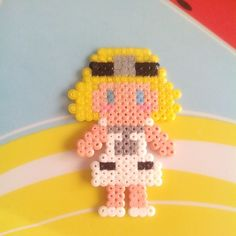 Doctor hama mini beads by meerrcediitass