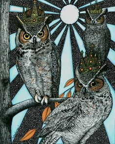 King Singsong Owls