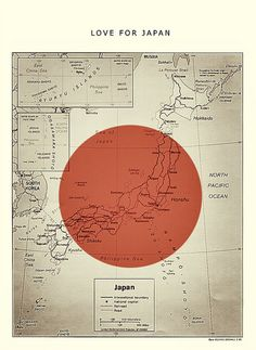 My contribution, love for Japan :( Graphic Design Print, Graphic Design Illustration, Japan Train, All About Japan, Japanese Words, Japanese Style, Sea Of Japan, Japan Art, South Pacific