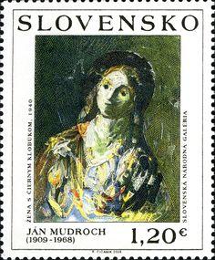 Slovakia - Jan Mudroch - Slovak National Gallery