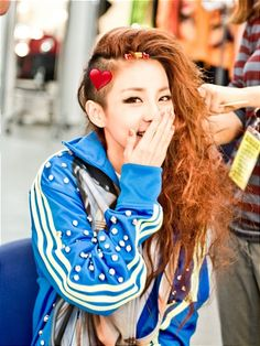 dara park, sandra park cute smile photoGroup Dara shook many hearts through her cute smile. Today, Dara posted Lovely Dara of Shakes Heart With Cute Smile In A Photo Sandara 2ne1, Sandara Park, Kpop Fashion, Korean Fashion, Fashion Outfits, South Korean Girls, Korean Girl Groups, 2ne1 Dara, Kpop Hair