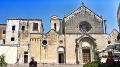 Santa Caterina church, Galatina
