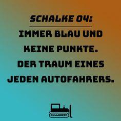 Schalke 04, Schalke, Borussia, Dortmund, Punkte, Fußball, Bundesliga, Spruch, lustig, witzig