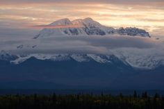 Alaska's Wrangell-St. Elias National Park is the nation's largest national park. At 20,000 square miles, it's larger than Switzerland. (Thinkstock photos)