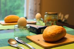 If you serve soft boiled eggs for breakfast then having these DIY egg holders will be your perfect breakfast decor!