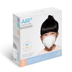AIR+ | 氣益佳智慧型口罩3+1入組風扇 - udn買東西 ❤ 運動戶外 | 汽車機車