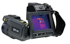 FLIR T640BX IR Infrared Camera / Thermal Imager    http://www.aikencolon.com  http://www.netzerotools.com